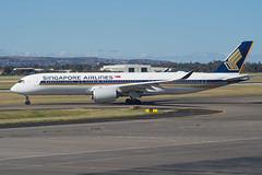 Singapore Airlines | A350-900 | 9V-SHF (Anthony Kernich Photo) Tags: 9vshf airbus airbusa350 a350 a350900 plane planespotting aircraft aeroplane airplane adelaide adelaideairport commercialaviation airplanephotograph airplanepicture airplanephoto jet olympusem10 olympus olympusomd flight fliying airline airliner widebody singaporeairlines aviation sq spotting a359
