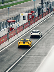 Double 599XX (Mattia Manzini Photography) Tags: ferrari 599 xx 599xx supercar supercars cars car carspotting carbon nikon d750 v12 racecar racetrack automotive automobili auto automobile autodromo monza italy italia finalimondiali finalimondialiferrari wet