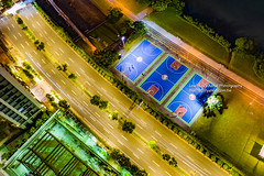 再訪中和華中橋 (Louis Liu) Tags: 圖庫 2000萬畫素 空拍圖庫 louis的影像世界 louis的空拍世界 劉大川 taiwan 台灣 建築 中和 drone aerography dji 華中橋 mavic2pro mavic2 huazhung