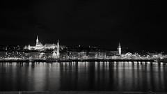 Buda palace,  Hungary (jeo41) Tags: hungary budapest christmas white nightshot landscape fishermen castle fortress winter snow