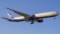 Aeroflot - Russian Airlines   Boeing 777-300ER   VP-BGC (Zhuravlev Nikita) Tags: spotting elizovo kamchatka uhpp aeroflot afl boeing boeing777 b77w