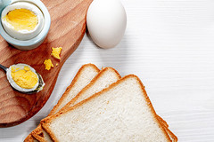 Fresh boiled chicken eggs and toast bread (wuestenigel) Tags: yolk eating natural boiled wooden closeup breakfast toast background healthy eggs chicken morning food cooked traditional meal egg bread fresh yellow spoon white 2019 2020 2021 2022 2023 2024 2025 2026 2027