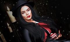 ♥ (♛Lolita♔Model-Blogger) Tags: lolitaparagorn lelutka arte mila tableauvivant junkfood blog blogger blogs beauty bodymesh bento