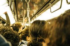 Underground stories - II (Sonia gsgs) Tags: underground subway metro paris france people golden dof pov urbanphotography urbanstories cityvibes cityphotography streetstyle streetphotography sonya6000 sonyalpha mirrorless 1650mm