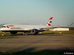BRITISH AIRWAYS A350 G-XWBB (Adrian.Kissane) Tags: a350 2092019 340 gxwbb shannonairport shannon britishaw