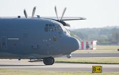 DSC_0150 (Trev 'Big T' Hurley) Tags: usaf plane aeroplane fatalbert c130j turboprop herc hercules rafmildenhall mildenhall usairforce unitedstatesairforce