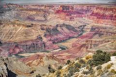 Grand Canyon HDR (Patrick Dirlam) Tags: arizona trips grandcanyon