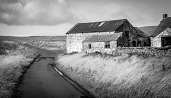 Harwood . (wayman2011) Tags: 7artisans55mmf14lightroom5 colinhart fujifilmxe2s wayman2011 bwlandscapes mono rural farms pennines dales teesdale harwood countydurham uk