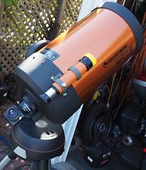 SA065392 Celestron Nexstar 8i SE XLT optics and visual back 1p25inch w diagonal (SBAUstars) Tags: october 6 2019 sbau celestron nexstar 8i se specialedition astronomy telescope sct forsale tripod santabarbara