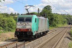 E 186 244, Eilendorf, 21-06-2019 (marius_ts17) Tags: eilendorf aachen lineas nederlandsespoorwegen traxx3 traxx2 traxx bombardier ns baureihe186 br186 e186