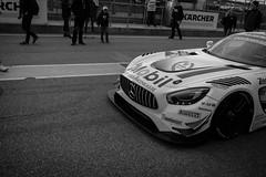 Sachsenring GT Masters (Rene_1985) Tags: gt masters sachsenring motorsport race cars gt3 leica m 240 zeiss distagont1435 35mm monochrom black white schwarz weis mercedes amg zakspeed