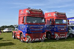 Y500 JSH (Martin's Online Photography) Tags: daf xf truck wagon lorry vehicle freight haulage commercial transport truckfest cheshire nikon nikond7200