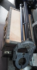 SA095430 SBAU Bosch & Lomb 8000 8 inch SCT fork mount w tripod on top crop (SBAUstars) Tags: october 7 2019 sbau bosch lomb criterion 8 inch sct forkmount telescope forsale santabarbara astronomy