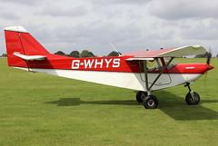 G-WHYS (GH@BHD) Tags: gwhys icp mxp740 savannah jabiru icpmxp740savannahvgjabiru laarally2019 sywellairfield laa laarally sywell microlight a aircraft aviation