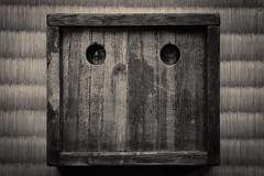 Ne jamais couvrir le sourire des dieux - 03 (Stéphane Barbery) Tags: osaka sculpture bois daifuku daikoku dieux japan japon kami kyoto sourire 京都 日本