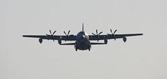 DSC_0054 (Trev 'Big T' Hurley) Tags: usaf plane aeroplane fatalbert c130j turboprop herc hercules rafmildenhall mildenhall usairforce unitedstatesairforce
