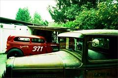CARS & COFFEE (OLDLENS24) Tags: hot rod sedan coupe