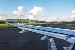 Martinique Airport (muscapix) Tags: aerialview vueaérienne avion plane fly travel voyage martinique ciel sky antilles caraïbes rx10iii