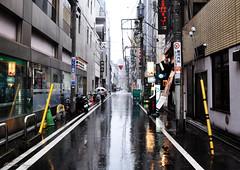 Daimon rain (DameBoudicca) Tags: tokyo tokio 東京 japan nippon nihon 日本 japón japon giappone shiba 芝 shibadaimon 芝大門 rain regen regn pioggia pluie lluvia 雨