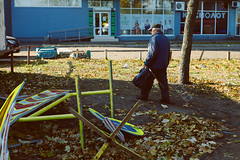 Kiev. Autumn (dmitriy.marichev) Tags: leica m 262 typ summilux leicasummilux50mmf14 5014 color street city