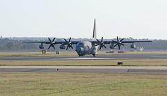 DSC_0111 (Trev 'Big T' Hurley) Tags: usaf plane aeroplane fatalbert c130j turboprop herc hercules rafmildenhall mildenhall usairforce unitedstatesairforce