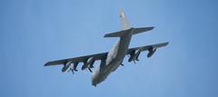 DSC_0102 (Trev 'Big T' Hurley) Tags: usaf plane aeroplane fatalbert c130j turboprop herc hercules rafmildenhall mildenhall usairforce unitedstatesairforce
