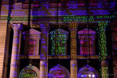 BLINK Cincinnati (dmomerk84) Tags: blink blinkcincinnati cincinnati lightshow art color night