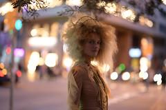 Portraiture 'City of Barcelona': NIKKOR Z 58mm f/0.95 S Noct (Nikon Europe) Tags: bokeh nikkor z 58mm f095 nikon low light commercial photography fashion noct