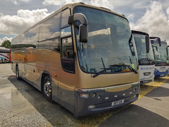Photo of Carreglefn Coaches GEY124(ex KT53UYL)