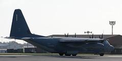 DSC_0174 (Trev 'Big T' Hurley) Tags: usaf plane aeroplane fatalbert c130j turboprop herc hercules rafmildenhall mildenhall usairforce unitedstatesairforce