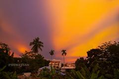Sunset at Rawai, Phuket 10-10-19