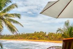 Saman Villas - View from Suite 01 (Beninu Andersen) Tags: ocean bay srilanka bentota samanvillas