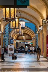 Battuta Mall (hwl.weber) Tags: dubai vereinigtearabischeemirate nikond750 fx buttatamall shoppingmall persiacourt