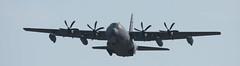 DSC_0309 (Trev 'Big T' Hurley) Tags: usaf plane aeroplane fatalbert c130j turboprop herc hercules rafmildenhall mildenhall usairforce unitedstatesairforce