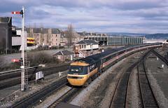 43113 Stirling (jollystewart) Tags: hst stirling 43113 highlandchieftain train class 43 locomotive