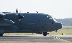 DSC_0165 (Trev 'Big T' Hurley) Tags: usaf plane aeroplane fatalbert c130j turboprop herc hercules rafmildenhall mildenhall usairforce unitedstatesairforce