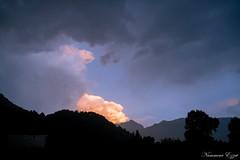 Gros orage sur la montagne (Ezzo33) Tags: nammour ezzat ezzo33 france aquitaine ciel paysage sony rx10m3 pyrénéesatlantiques laruns nocturne nuit picdeger