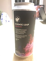 Cosmic Leap India Pale Ale - Rocket Frog Brewing Company Sterling Virginia (_BuBBy_) Tags: cosmic leap india pale ale rocket frog brewing company sterling virginia ipa