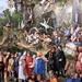 IMG_6276D Albrecht Dürer 1471-1528 Nuremberg Le martyre des dix mille  The martyrdom of the Ten Thousand  1508 Musée Wien Albertina (exposition temporaire Dürer) Wien Kunsthorisches Musueum
