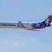 Hawaiian Airlines Boeing 717-22A; N485HA@HNL:10.09.2019