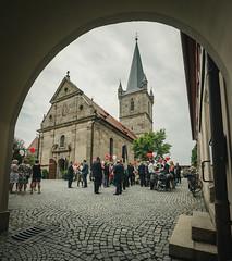 Hochzeit - Wehrkirche Hannberg - 0205.jpg (Peter Goll thx for +13.000.000 views) Tags: hochzeit trauung 2019 wedding hannberg wehrkirche kirche church nikkor1424 nikkor nikon nikonz nikonz6 mirrorless