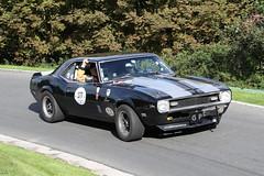 Chevrolet Camaro Z/28 (1968) (Roger Wasley) Tags: 177 chevrolet z28 1968 prescott classic car vehicle speedhillclimb camaro
