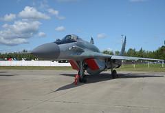 Mikoyan MiG-29SMT Fulcrum (Boushh_TFA) Tags: mikoyan mig29smt mig29 fulcrum микоян миг29 миг29cmt rf92313 34 russian air force военновоздушные cилы россии army 2018 kubinka кубинка uumb moscow oblast моско́вская о́бласть russia росси́я nikon d600 nikkor 24120mm f4 vr