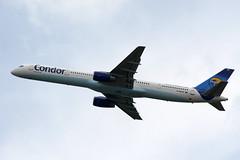 D-ABOK 05.05.2007 @CGN (SPOTTER.KOELN) Tags: cgn eddk köln koeln cologne spotter planespotter spotting plane flugzeug airplane condor de boeing b757 757300