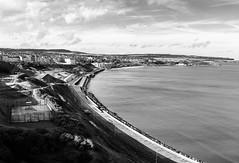 The North Bay in black & white. (phil da greek) Tags: blackwhite northbay uk northyorkshire scarborough