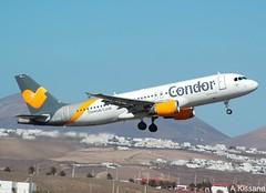 CONDOR A320 D-AICE (Adrian.Kissane) Tags: 592017 894 a320 daice lanzarote condor
