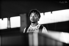 candid.portrait.central.station (grizzleur) Tags: candid street streetphotography candidportrait streetportrait olylove olympus olympusomdem5mkii olympusm75mmf18 bw mono monochrome guy dude isolated isolation geometric bokeh blurredlines hair cool