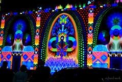 BLINK Cincinnati (dmomerk84) Tags: blink blinkcincinnati cincinnati lightshow color art
