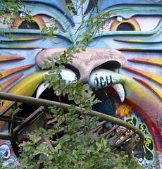 Catwalk (Spreepark III) (Cydracor) Tags: rollercoaster achterbahn panasonictz71 lumixtz71 abandoned place lost spreepark plänterwald panasonic tz71 lumix berlin cydracor catwalk