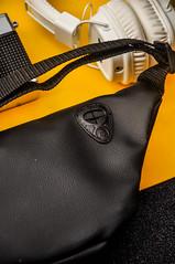 Wasty bag pochete trad couro amarillo curitiba (2) (amarilloropaje) Tags: pochete couro amarillo curitiba wasty bag